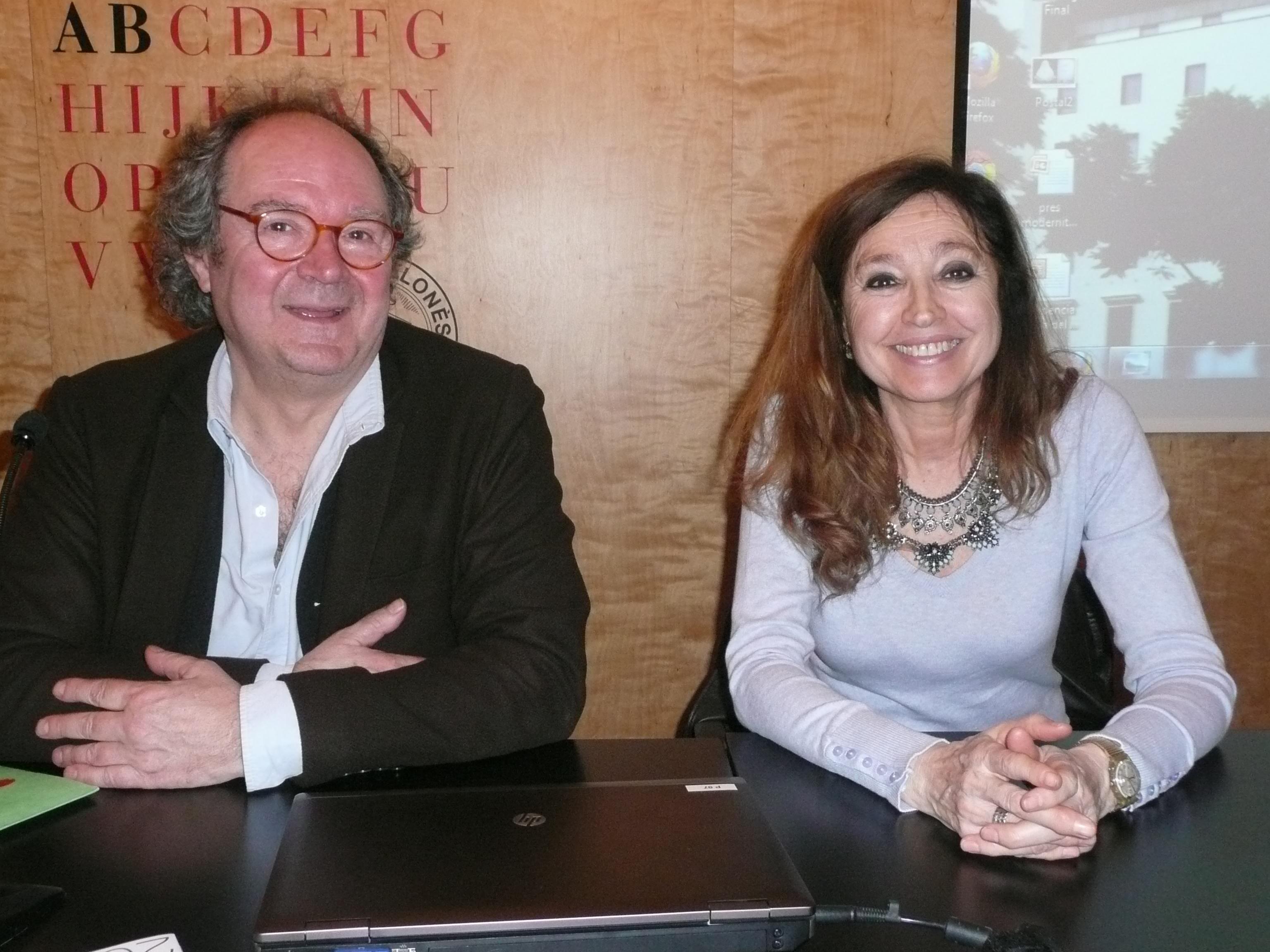 Josep Maria Martí Font i Toni Rodríguez Yuste