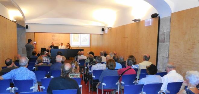 Jaume Capdevila - KAP -, Toni Rodríguez Yuste i Jordi Artigas