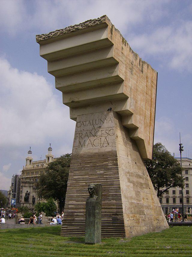 monument macià